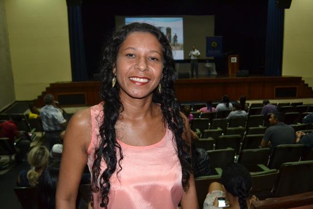 Assistente social Sílvia Moreira: ampliar o debate