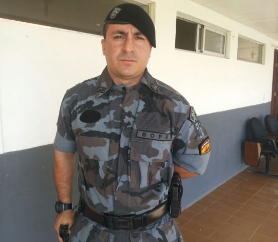 """Tenente Hércules. """"Existe uma rede de venda através do Jari para o estado do Pará"""""""