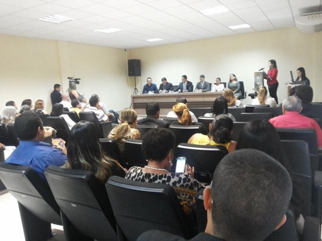 Audiência pública reuniu comunidade para debater estratégias