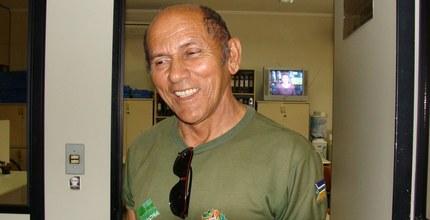 Dias morreu aos 68 anos: deixou dezenas de filhos e muita história para contar. Foto: Arquivo familiar