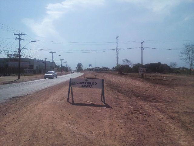 Recursos serão usados na retomada de obras, como o alargamento da Rodovia Duca Serra. Foto: Arquivo/SELESNAFES.COM