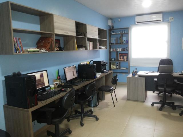 Escritório. Trabalho garante preferências do cliente e durabilidade