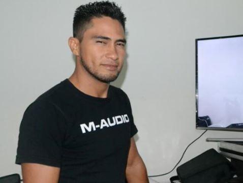 Leomir era técnico de som muito solicitado por músicos da região. Foto: Reprodução