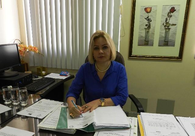 Promotora Andréa Guedes: por enquanto, apenas trabalho educativo. Foto: MPE