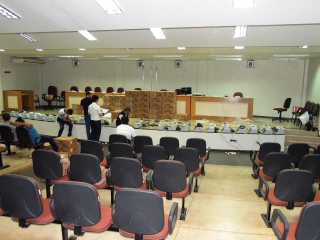Justiça Eleitoral vai usar 63 urnas em Oiapoque