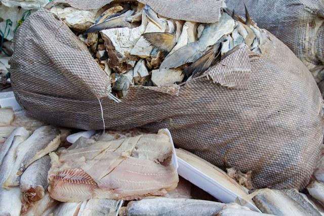Não é possível saber se o material apreendido foi higienizado, segundo Diagro. Foto: Diagro
