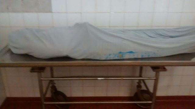Vítima morreu durante atendimento no hospital de Serra do Navio