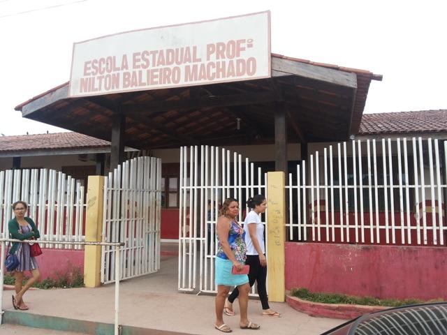 Movimento tranquilo no maior local de votação do Amapá