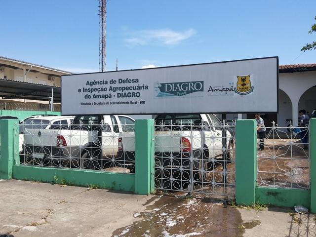Sede da Diagro em Macapá: parceria com criadores é essencial