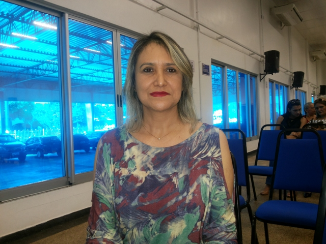 Coordenadora da Educação Básica e Profissional (Cebep) da Seed, Dina Guedes. Mudanças são necessárias pois haviam divergências no censo escolar