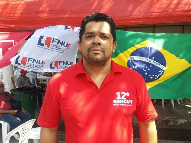 Rogério Pantoja: empresa sucateada