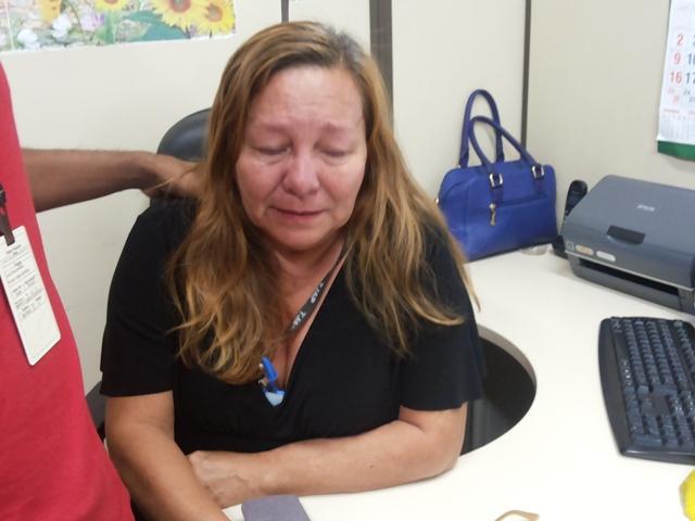 Sônia chora ao lembrar do ocorrido. Ela creditou na boa fé e na prerrogativa de que o advogado deve prezar pela justiça