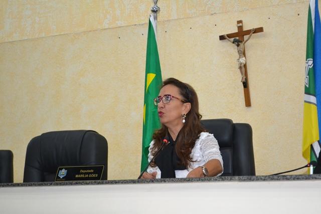 Deputada Marília Góes