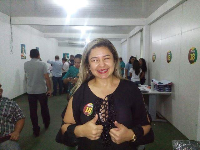 Novos vereadores: Maraína Martins...