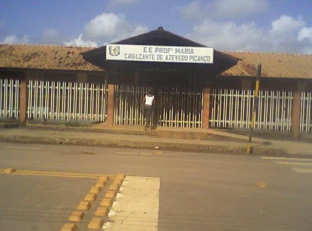 Professores denunciam que é a quarta vez que escola é invadida. Fotos: arquivo