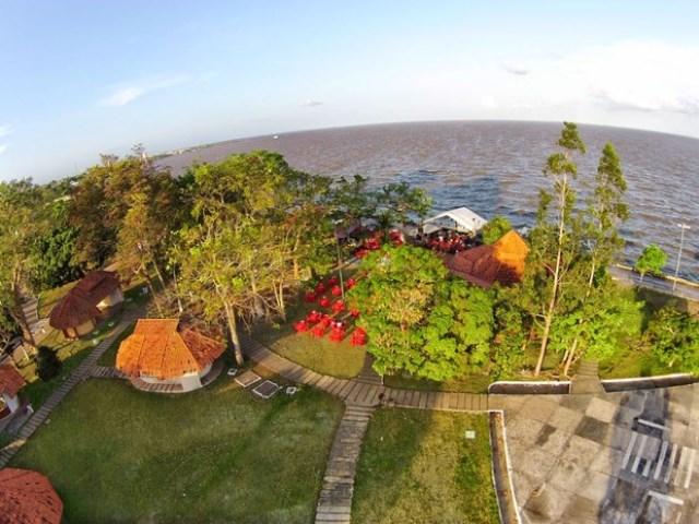 Complexo do Araxá ser´´a o palco para as nove apresentações do festival. Foto: divulgação