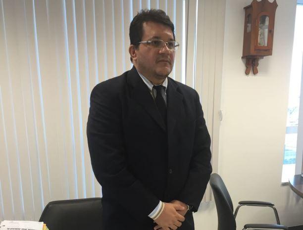 Juiz, que nasceu no Mato Grosso, disse que só deixará o Amapá quando entregar projeto executivo da rede de esgoto da capital e de Santana. Fotos: Arquivo