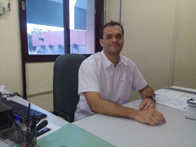 Delegado José Neto do Departamento de Polícia do Interior (DPI). Objetivo era roubar dinheiro da vítima. Fotos: André Silva