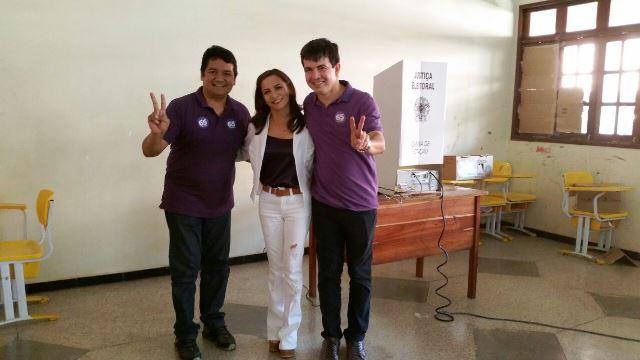 Marcivânia teve pouco mais de 22% dos votos. Foto: Ascom