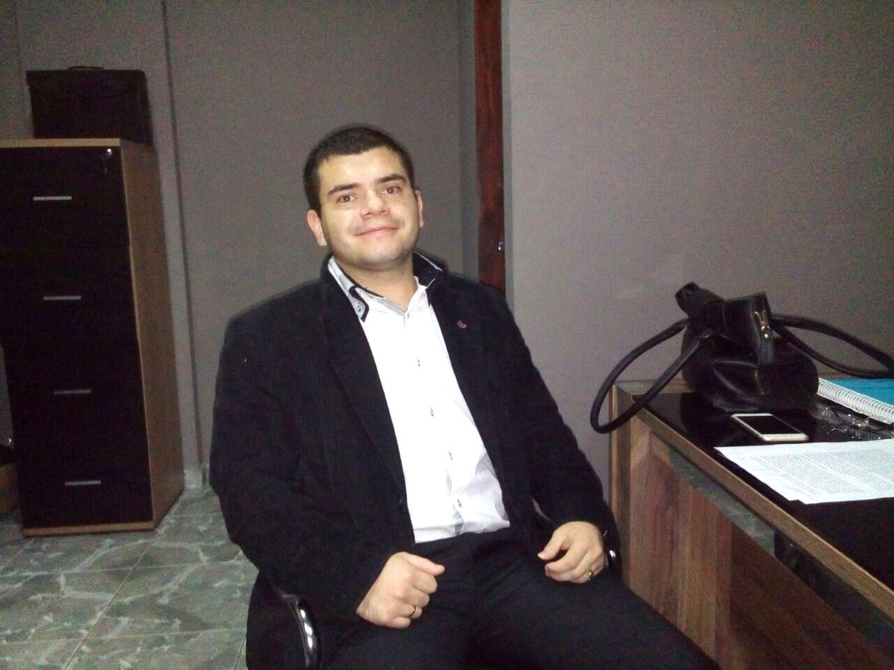 Ruan Dias, advogado da ex-diretora.