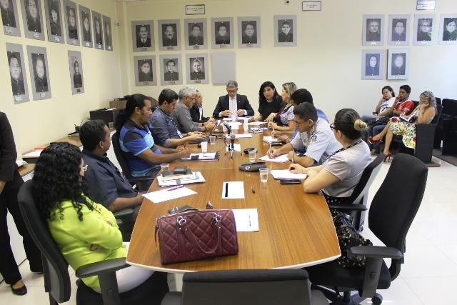 Uma nova reunião foi marcada para o dia 25. Foto: MP/Divulgação
