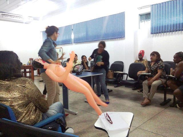 Coordenação Estadual de Dst/aids promove oficina para avançar na conscientização. Fotos: André Silva
