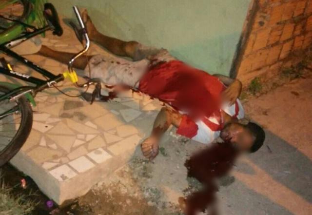 Maranhão morreu ao lado da bicicleta: possível pertubação de sossego que terminou em morte