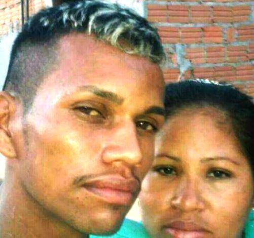 Paulo José com a esposa, morta neste domingo, 30
