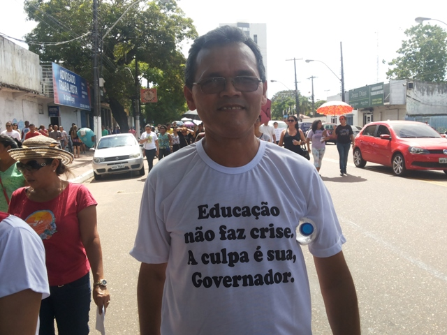 Professor Antônio Guterrez: