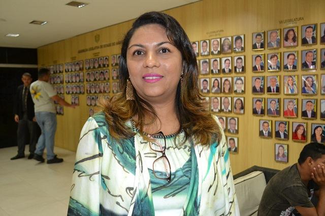 Psicóloga Letícia Prazeres