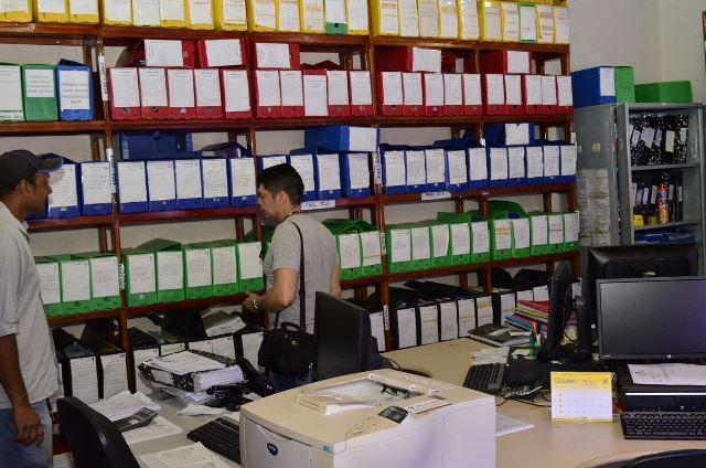 Prestações de contas de 2014 foram levadas