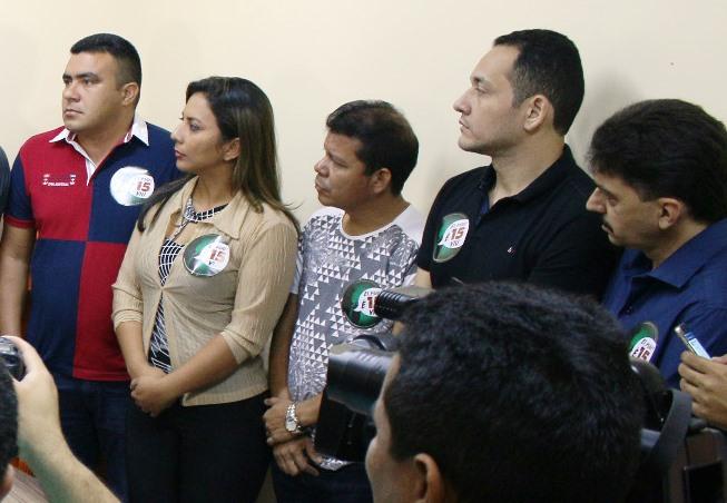 Grupo de vereadores pode aumentar. Fotos: Divulgação