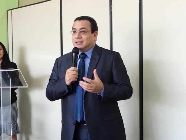 Defensor geral, Horácio Magalhães: