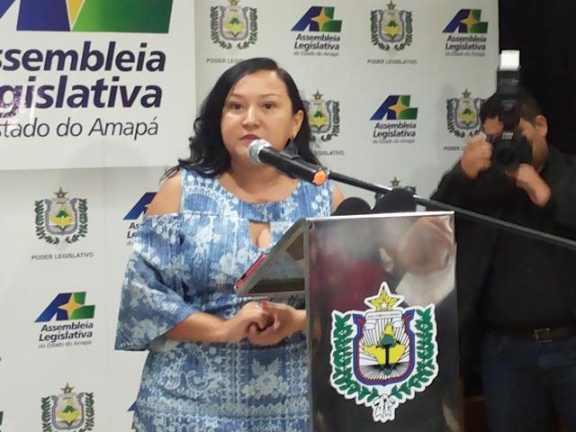 Deputada Roseli Matos é cotada para o cargo de 1ª vice-presidente