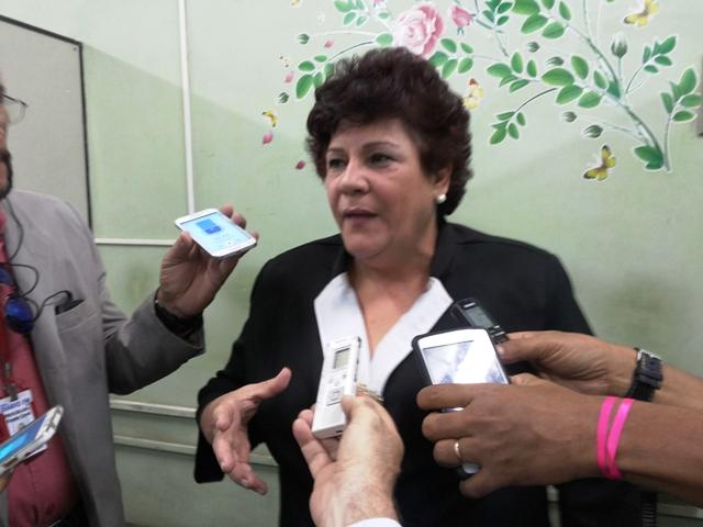 Presidente do Tribunal de Justiça do Amapá (Tjap), desembargadora Sueli Pini