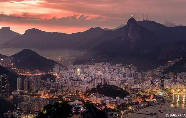 Foto premiada do Rio de Janeiro