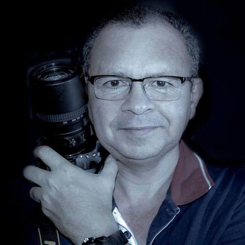 MR Fonseca começou a fotografar quando cursava Geologia. Foto: Divulgação