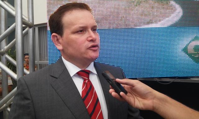 Diretor do Detran-AP, delegado Inácio Maciel: novo sistema de expedição de carteiras