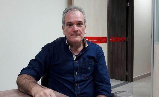 Jaime Nunes: objetivo proposto não foi atingido. Fotos: Seles Nafes