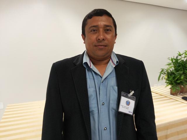 Prefeito eleito de Mazagão, João da Silva Costa (PPL): rombo e salários atrasados