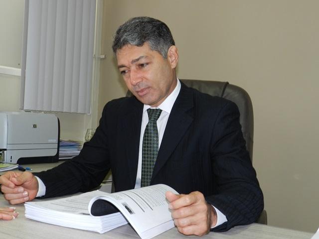 Procurador-geral Roberto Alvares aceitou o pedido de desculpas do promotor. Foto: Arquivo