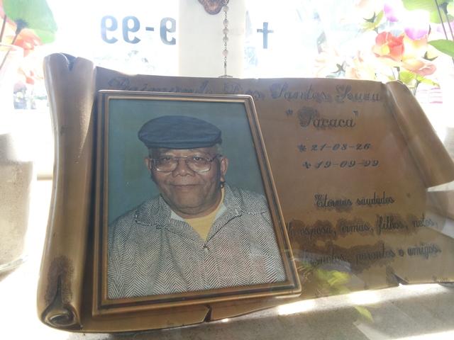 Mestre Sacaca faleceu em 1999