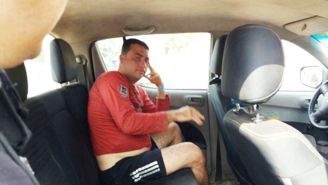 Motorista é conduzido ao Ciosp: teste do etilômetro acusou 0,96 mg. Até 0,34 mg seria infração administrativa