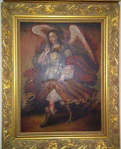 Artista e sua obra. O barroco é referência