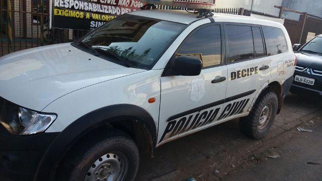 A Delegacia de Homicídios iniciou ofensiva sobre mandados de prisão