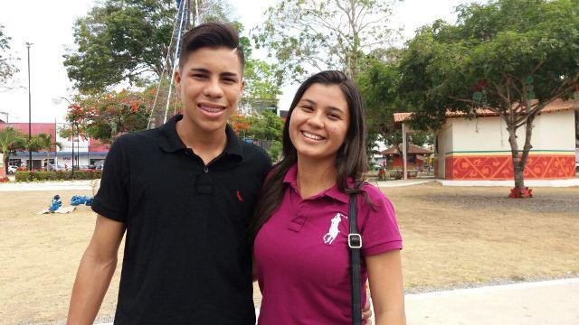 """Alejandro e Jaciara: """"nossa cidade merece ficar bonita"""""""