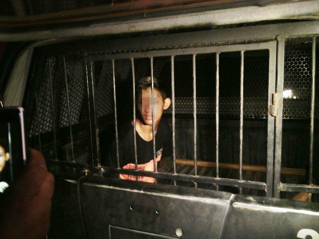 Davizinho é apreendido após libertação de reféns em igreja. Fotos: Arquivo