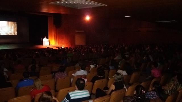 Teatro das Bacabeira recebe evento da Federação Espírita do Amapá