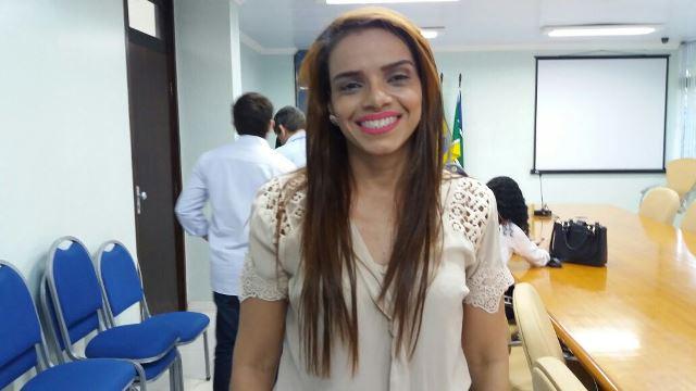 Nova presidente Natália Façanha: orçamento pequeno,