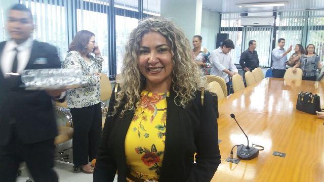 Albanize Colares: Fcria estava destruída